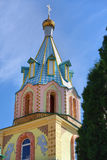 Paraskeva Church. Russian eclecticism architecture Royalty Free Stock Image