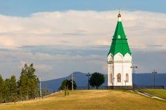 Paraskeva Pyatnitsa Chapel, Krasnoyarsk Royalty Free Stock Photography