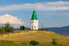 Paraskeva Pyatnitsa Chapel, Krasnoyarsk Royalty Free Stock Images