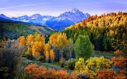 Paraíso Ridge Fotos de Stock Royalty Free