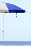 parasol θάλασσα Στοκ εικόνες με δικαίωμα ελεύθερης χρήσης
