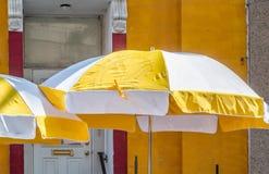 Parasol πεζουλιών Στοκ φωτογραφία με δικαίωμα ελεύθερης χρήσης