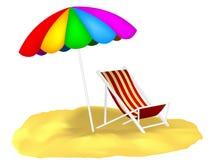 parasol διανυσματική απεικόνιση