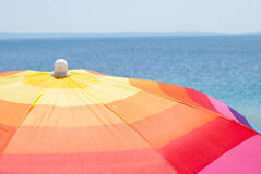 parasol arkivbild