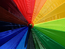 parasol photo stock