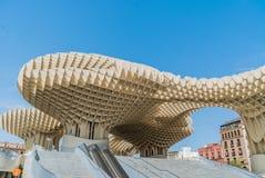 Parasol architecture de Séville, Espagne de Metropol Photos stock