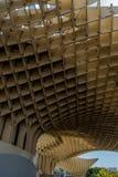 Parasol architecture de Séville, Espagne de Metropol Images stock
