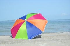 Parasol coloré Photos libres de droits