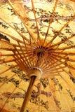 parasol de groupe photographie stock