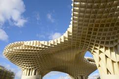 Parasol de Metropol Fotos de archivo