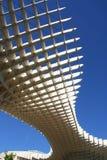 Parasol de Metropol em Sevilha, Spain Fotografia de Stock Royalty Free