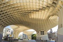 Parasol de Metropol en Sevilla Fotos de archivo