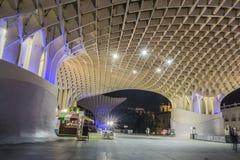 Parasol de Metropol en Sevilla Fotografía de archivo