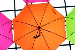 Parasol, deszcz Obrazy Stock