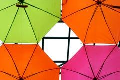 Parasol, deszcz Zdjęcie Stock