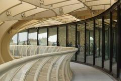Parasol géométrique Séville de Metropol de modèles images libres de droits