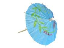 parasol koktajlowym. Fotografia Royalty Free