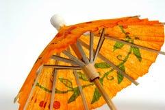 parasol koktajlowym. obraz royalty free