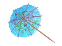 parasol koktajlowym. zdjęcia royalty free