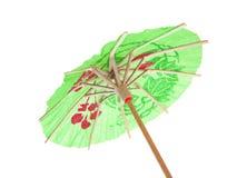 parasol koktajlowym. zdjęcie royalty free