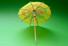 parasol koktajlowym. zdjęcie stock