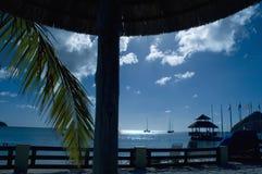 parasol oceanu Obraz Stock
