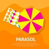 Parasol Stock Photo