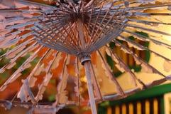 Parasol viejo Imagen de archivo