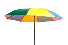 Parasol. The parasol on white background Royalty Free Stock Image
