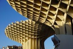 Parasole di Metropol Immagine Stock