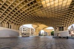 Parasole di Metropol in Siviglia Fotografie Stock