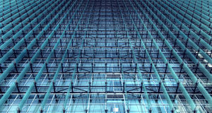 Parasole di vetro Fotografia Stock
