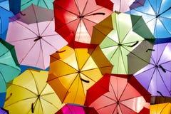 parasole kolor zdjęcie royalty free