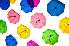 parasole kolor Obraz Stock