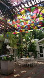 parasole kolor Fotografia Royalty Free
