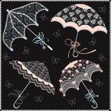Parasoli Fotografia Stock Libera da Diritti
