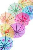 Parasoli Fotografie Stock