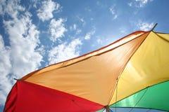parasoll Royaltyfri Foto
