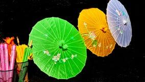 parasoller Arkivbilder