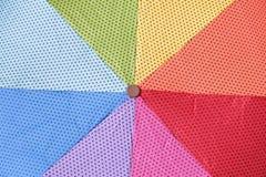 Parasolowy tło Fotografia Royalty Free