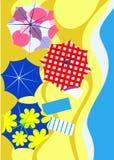 parasols ελεύθερη απεικόνιση δικαιώματος