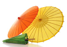 Parasols Stock Photography