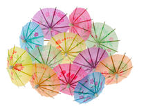 parasols στοκ εικόνα