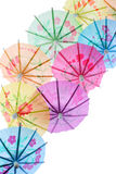 parasols Zdjęcia Stock