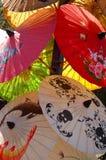 parasols zdjęcia royalty free