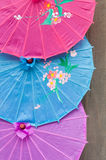 parasols Royalty Free Stock Photo