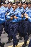 Parata 2008 di Merdeka Immagine Stock Libera da Diritti