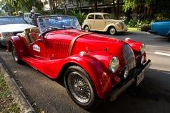 Parata 2011 dell'automobile dell'annata del Hua Hin Immagini Stock Libere da Diritti