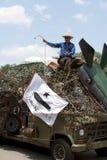 Parata 2011 dell'automobile di arte di Houston Immagine Stock Libera da Diritti