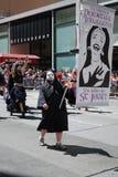 Parata 2011 di orgoglio di Seattle Immagine Stock